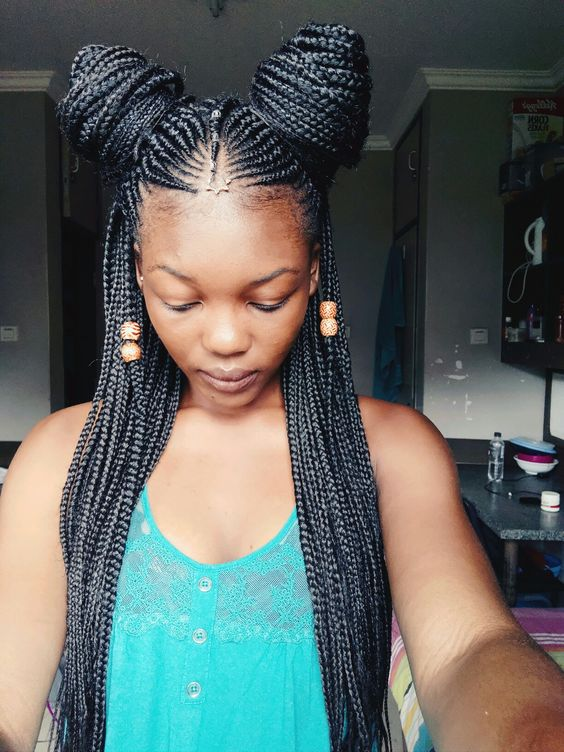 Ghana Braids Styles 2021 hairstyleforblackwomen.net 3732