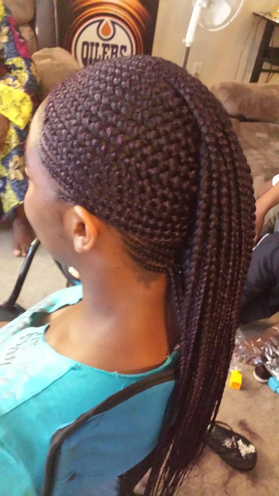 Ghana Braids Styles 2021 hairstyleforblackwomen.net 3749