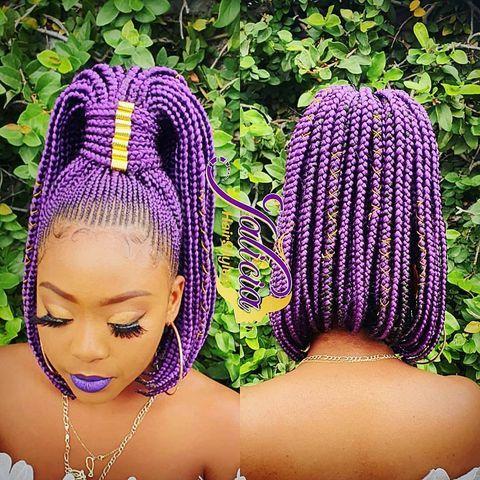 Ghana Braids Styles 2021 hairstyleforblackwomen.net 3905