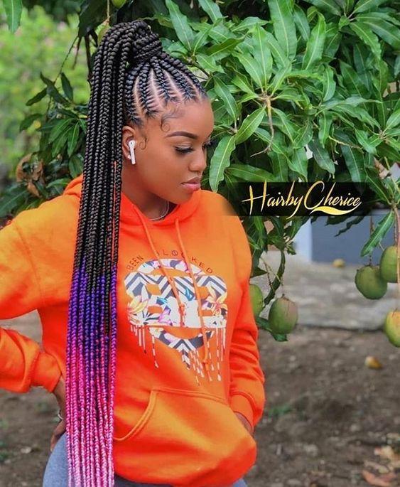 Ghana Braids Styles 2021 hairstyleforblackwomen.net 4296