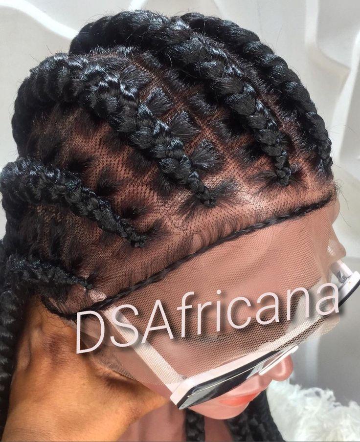 Ghana Braids Styles 2021 hairstyleforblackwomen.net 611