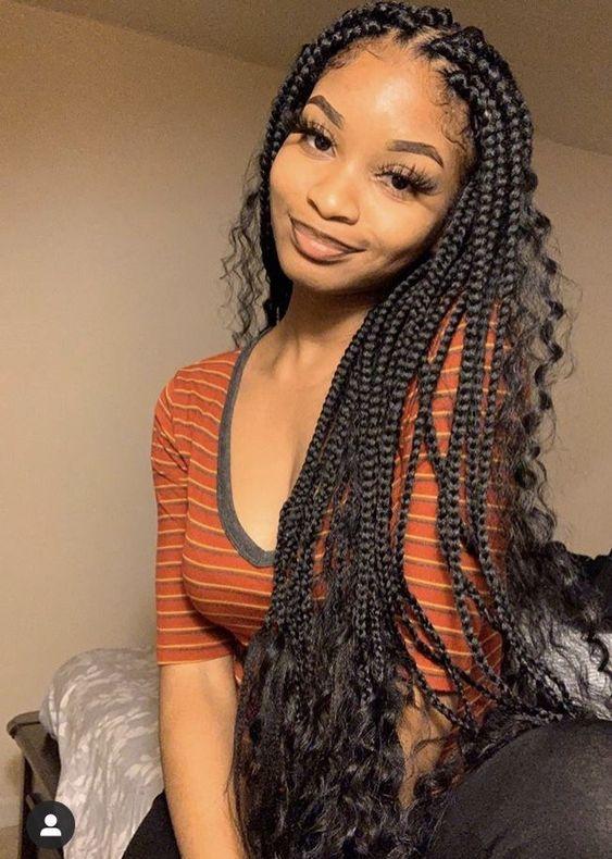 Ghana Braids Styles 2021 hairstyleforblackwomen.net 675