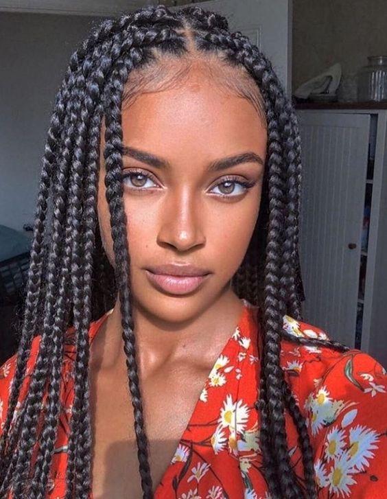 Ghana Braids Styles 2021 hairstyleforblackwomen.net 715
