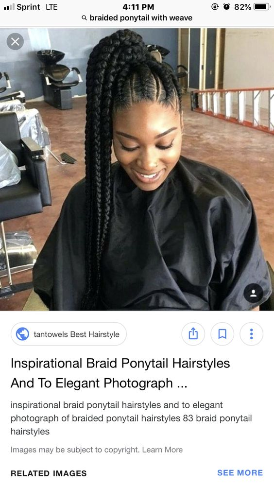 Ghana Braids Styles 2021 hairstyleforblackwomen.net 950