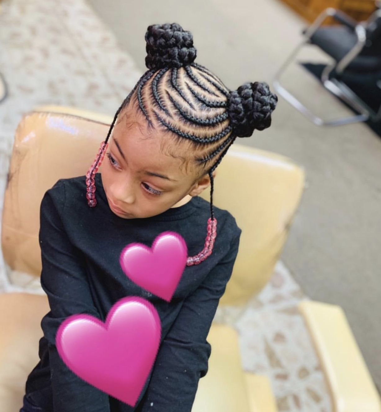Hairstyles Ideas For Little Black Girls hairstyleforblackwomen.net 1080