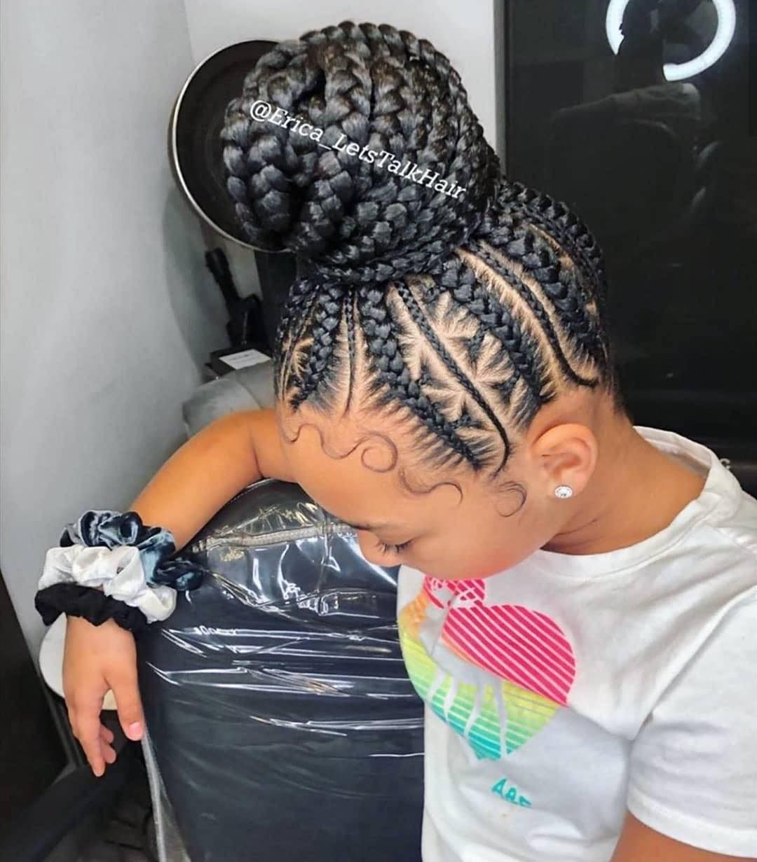 Hairstyles Ideas For Little Black Girls hairstyleforblackwomen.net 1255