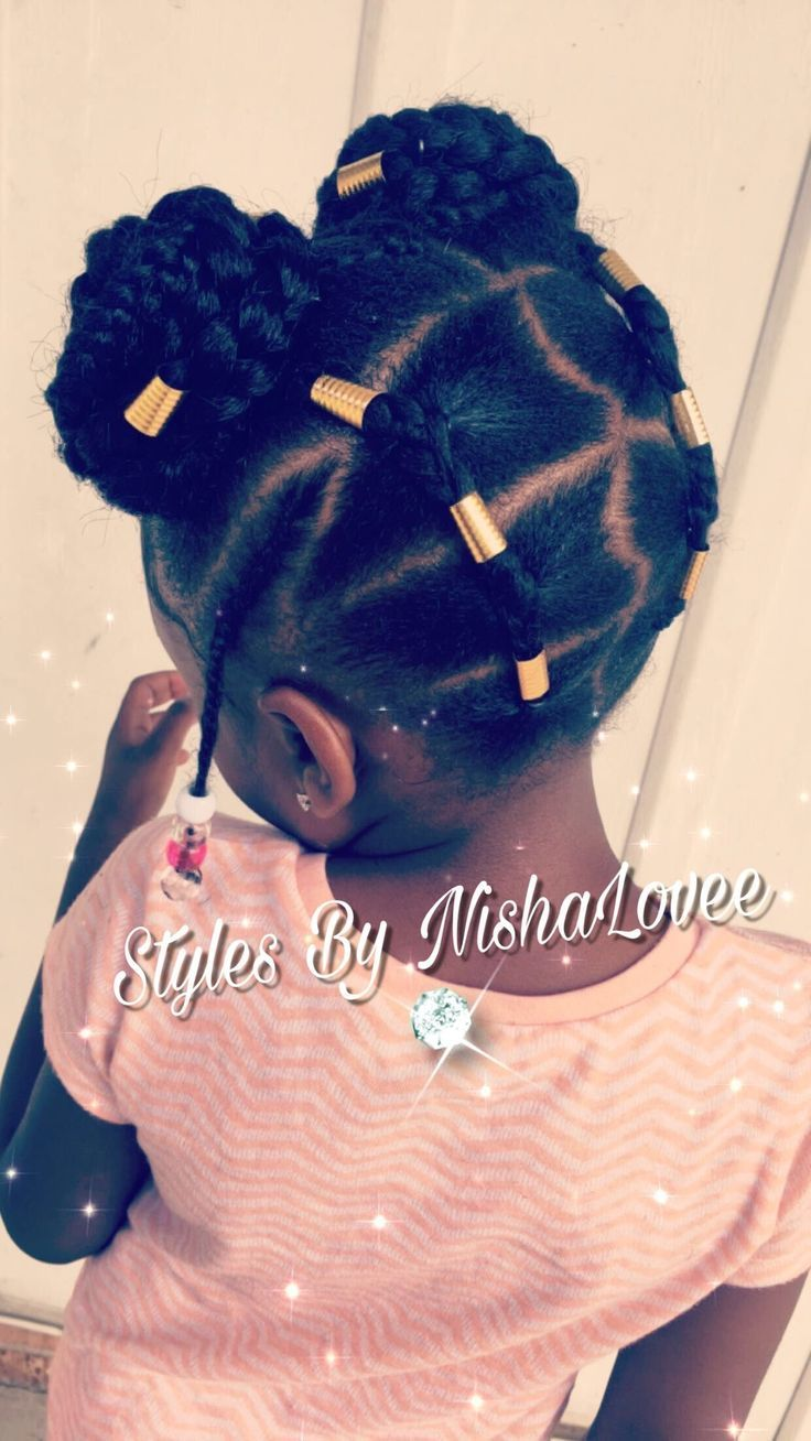 Hairstyles Ideas For Little Black Girls hairstyleforblackwomen.net 148