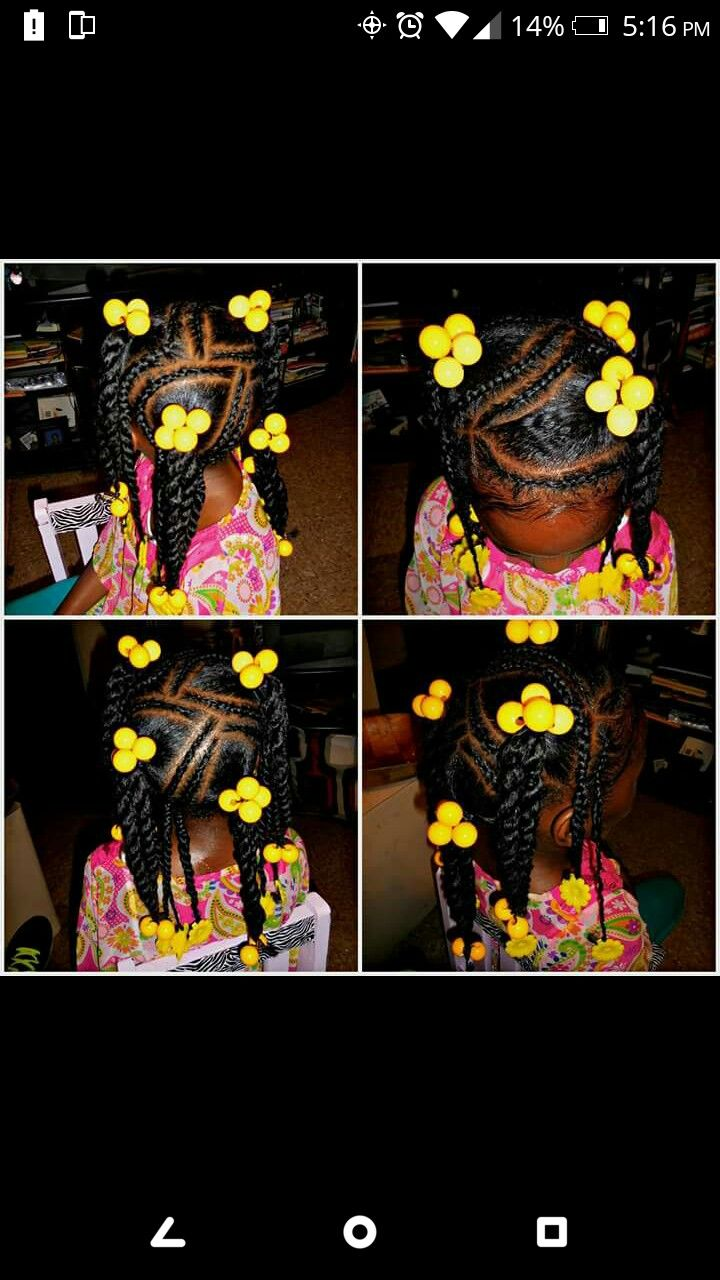 Hairstyles Ideas For Little Black Girls hairstyleforblackwomen.net 1572