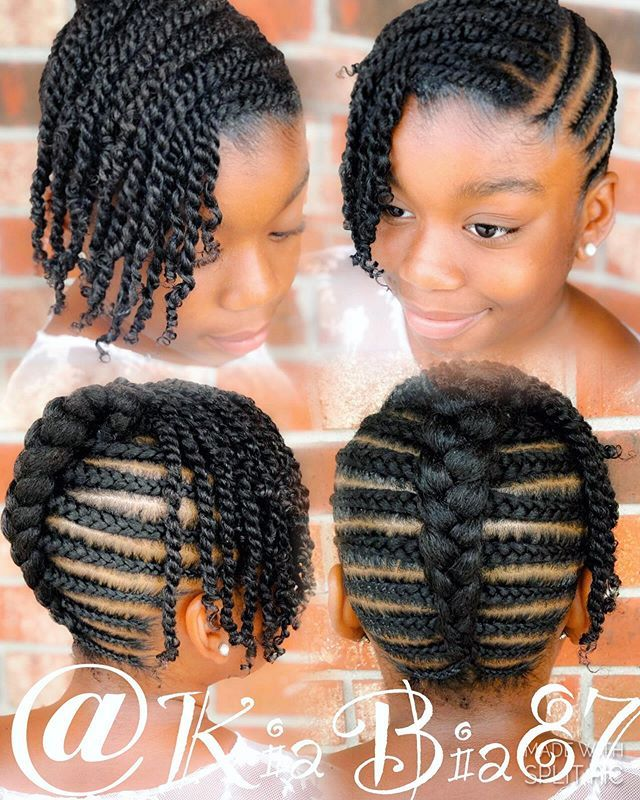 Hairstyles Ideas For Little Black Girls hairstyleforblackwomen.net 2414