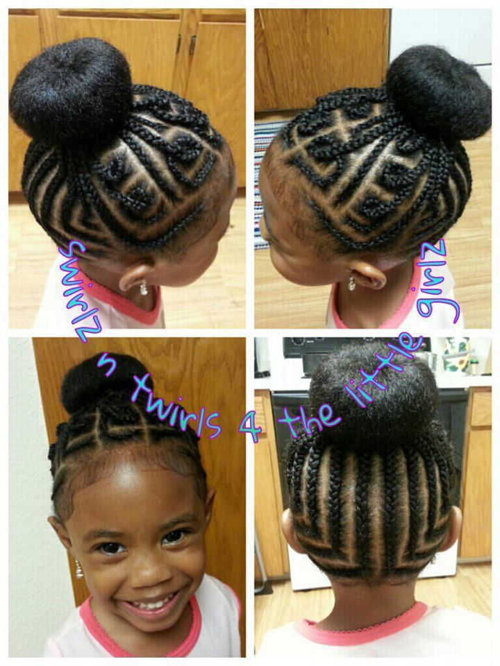 Hairstyles Ideas For Little Black Girls hairstyleforblackwomen.net 2518