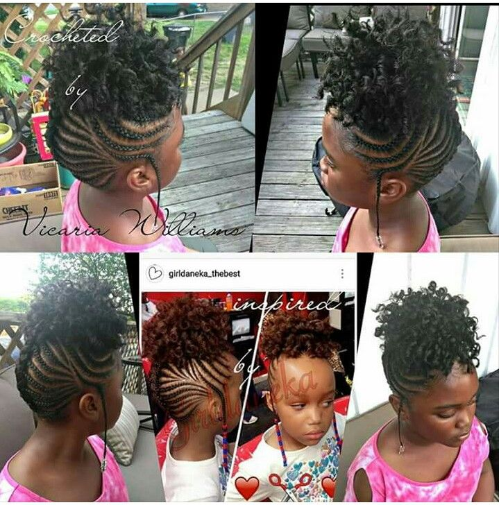 Hairstyles Ideas For Little Black Girls hairstyleforblackwomen.net 891