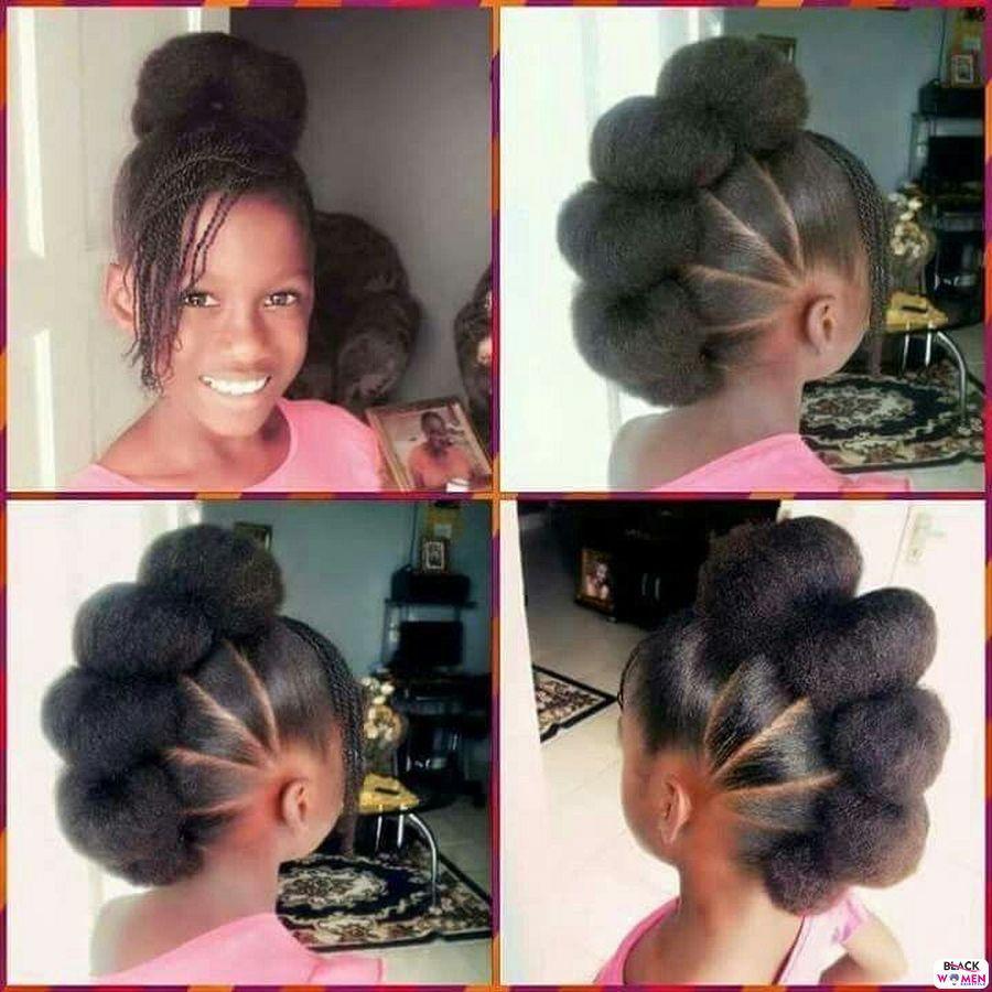 Natural Hair Updos 004 2