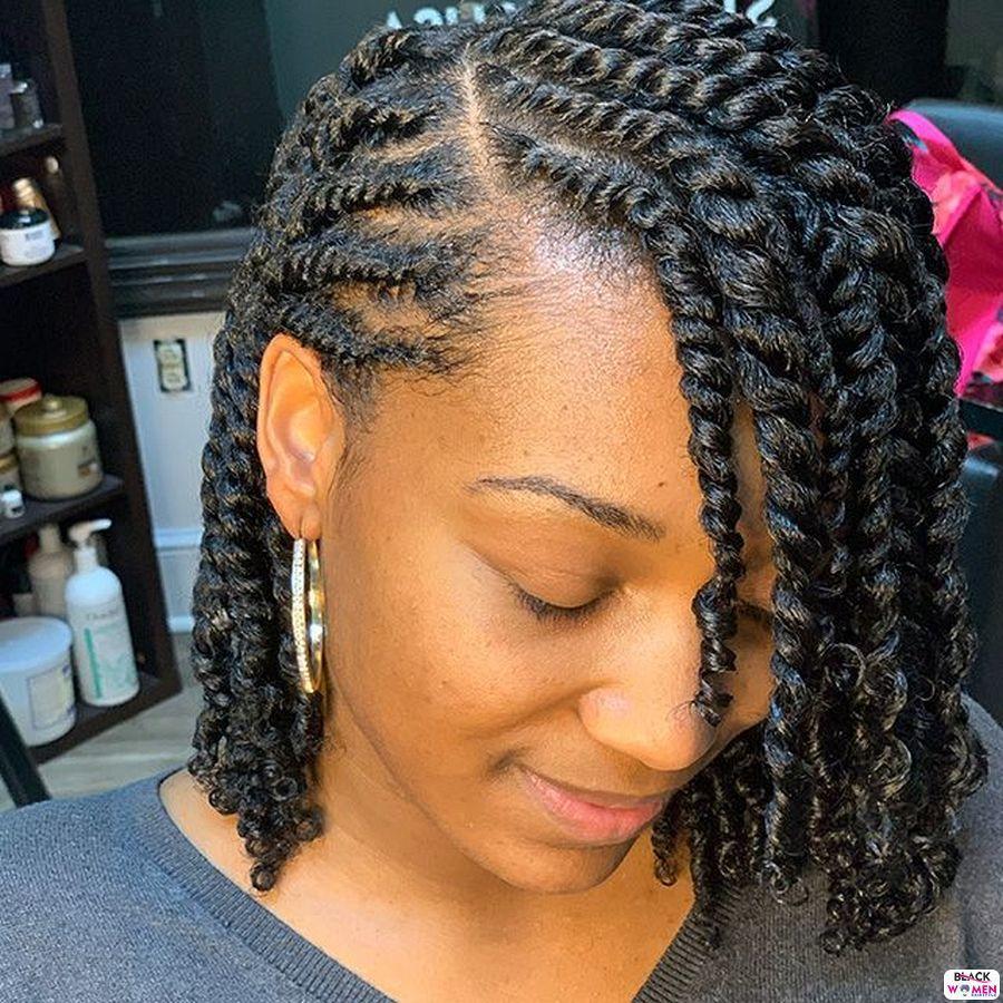 Natural Hair Updos 005 2