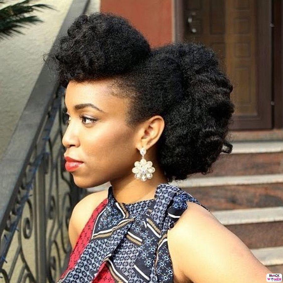 Natural Hair Updos 012 2