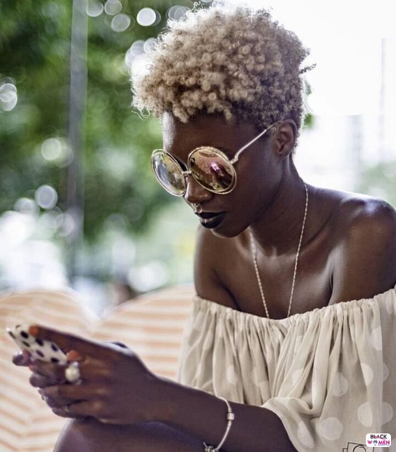 Natural hairstyles for black women 017