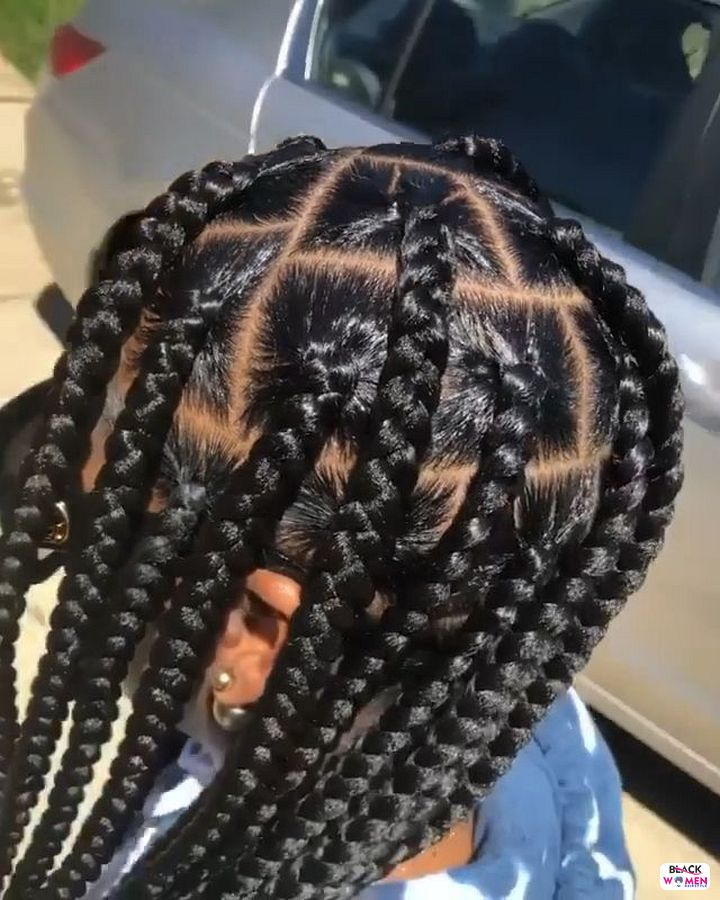 Natural hairstyles for black women 018
