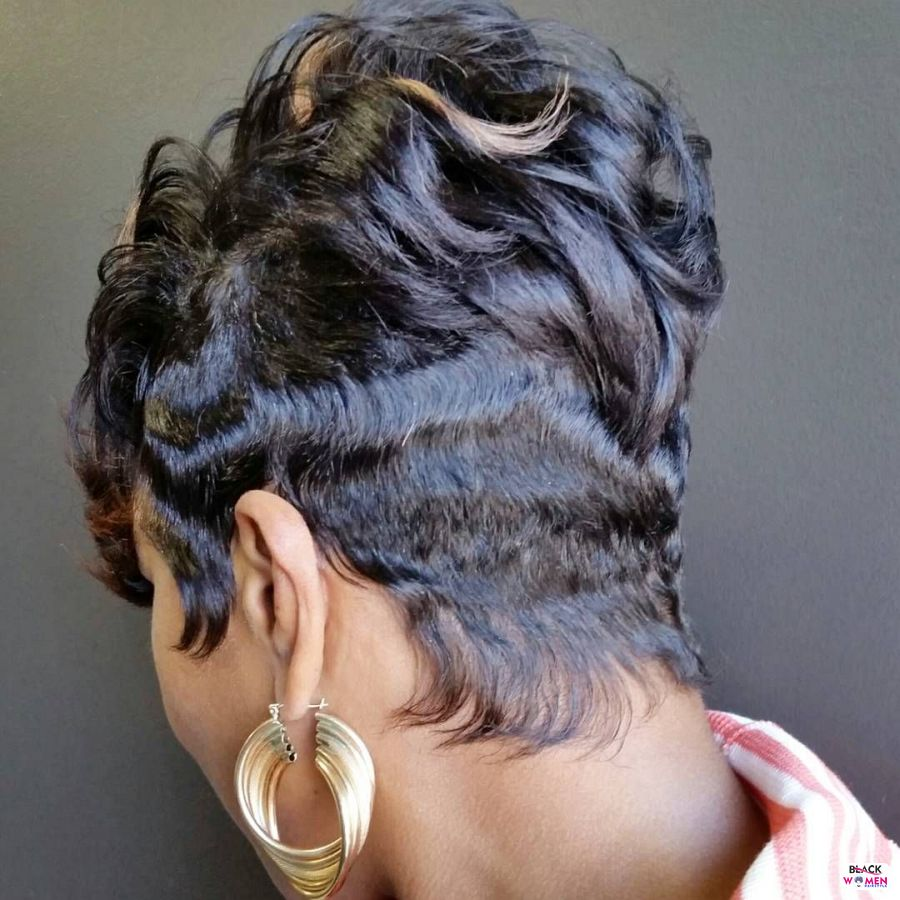 Natural hairstyles for black women 056