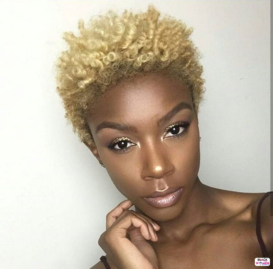 Natural hairstyles for black women 063