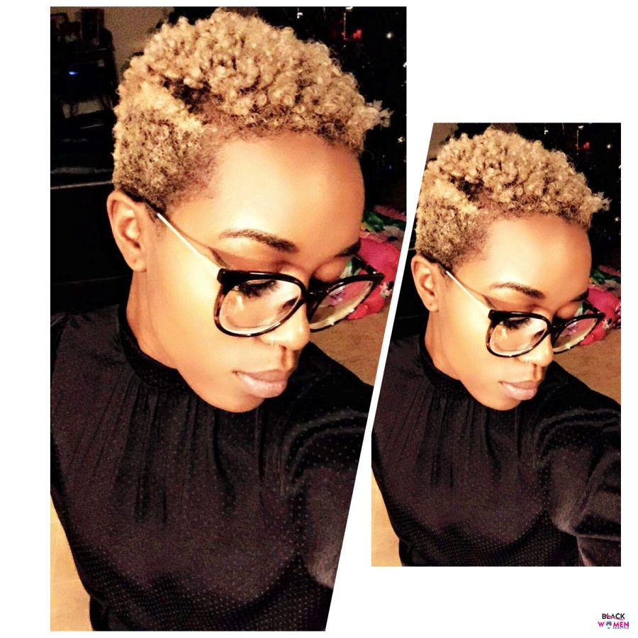 Natural hairstyles for black women 075