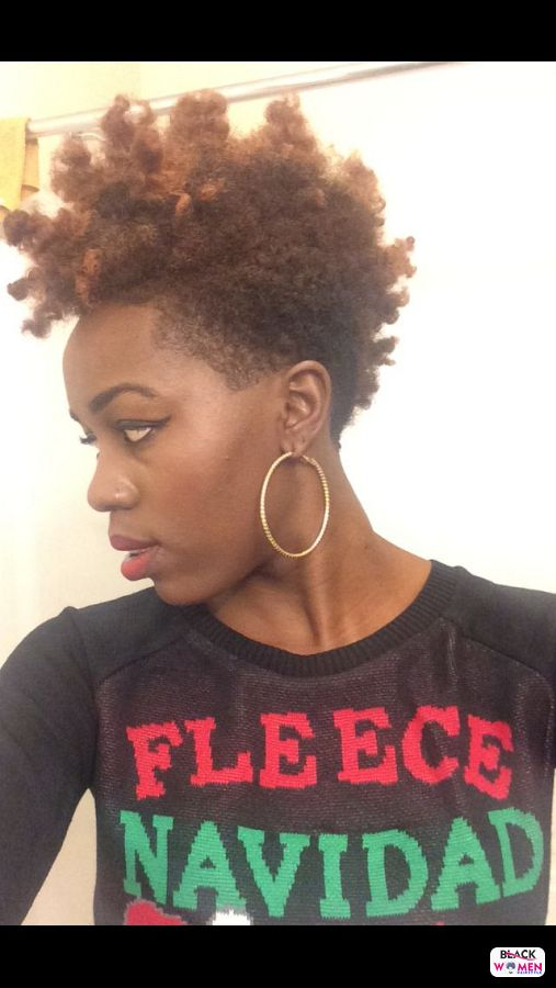 Natural hairstyles for black women 082