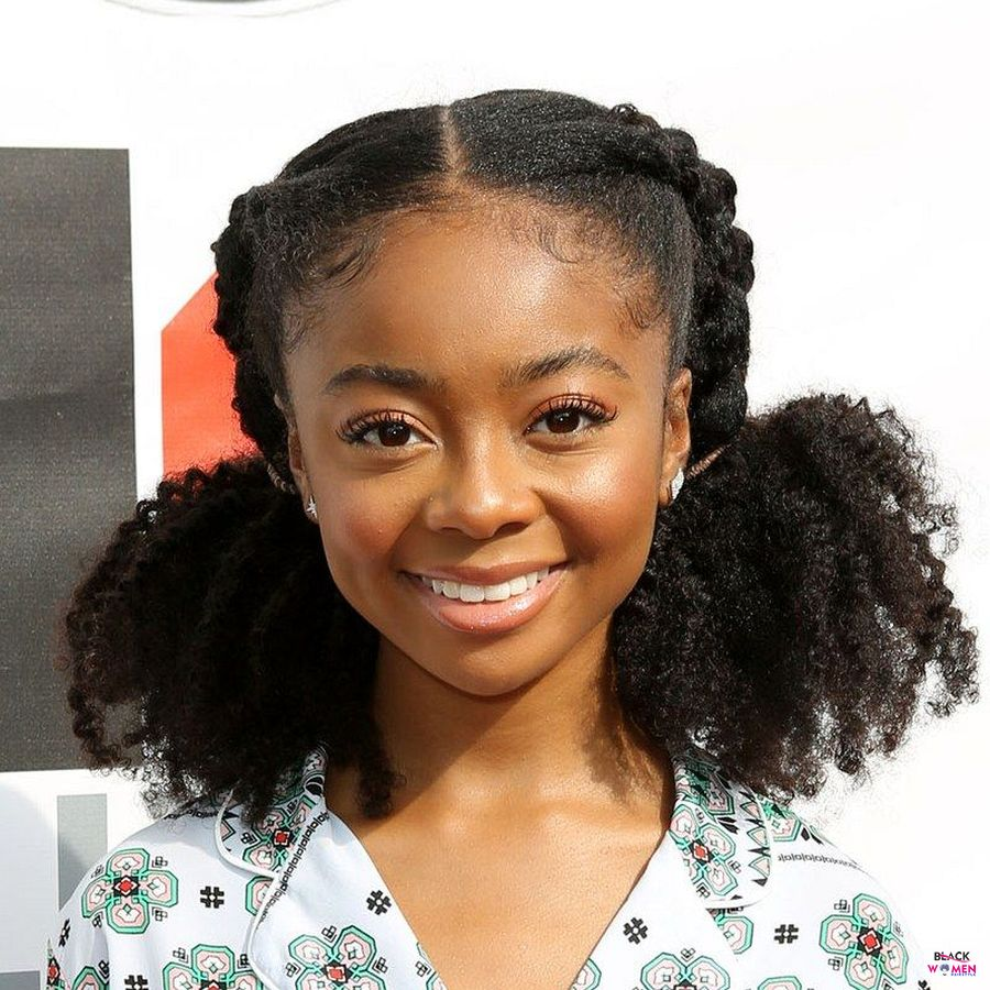 Natural hairstyles for black women 102