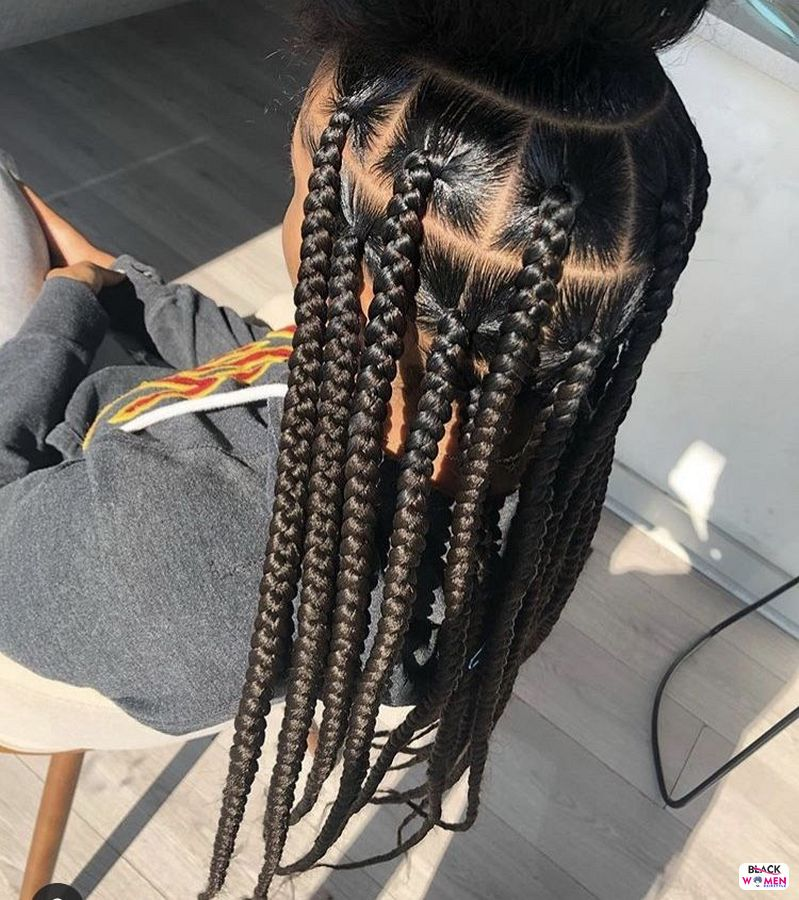 Natural hairstyles for black women 140
