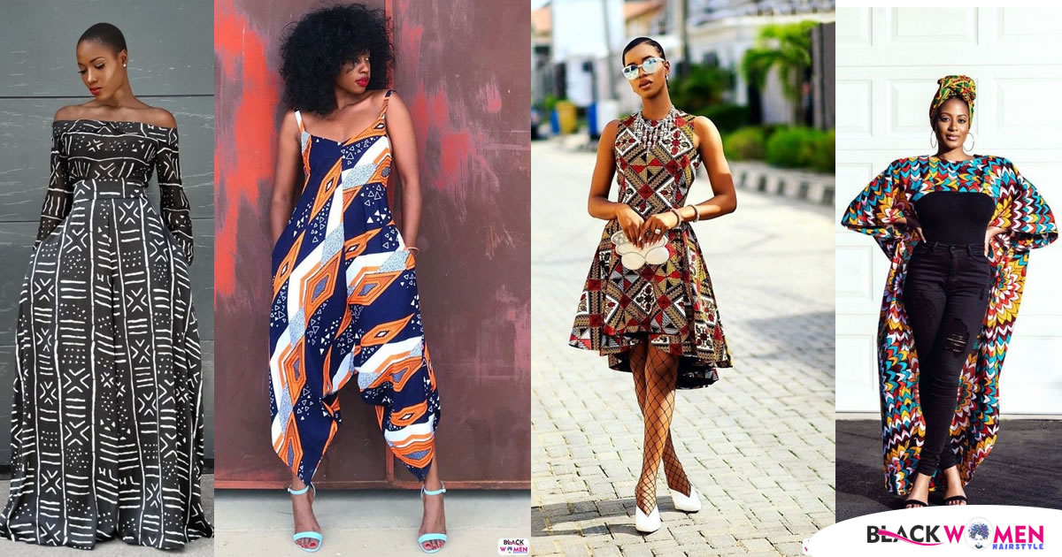 Take a Look at the Most Applauded Dress Patterns of Social Media 43 African Fashion for Women