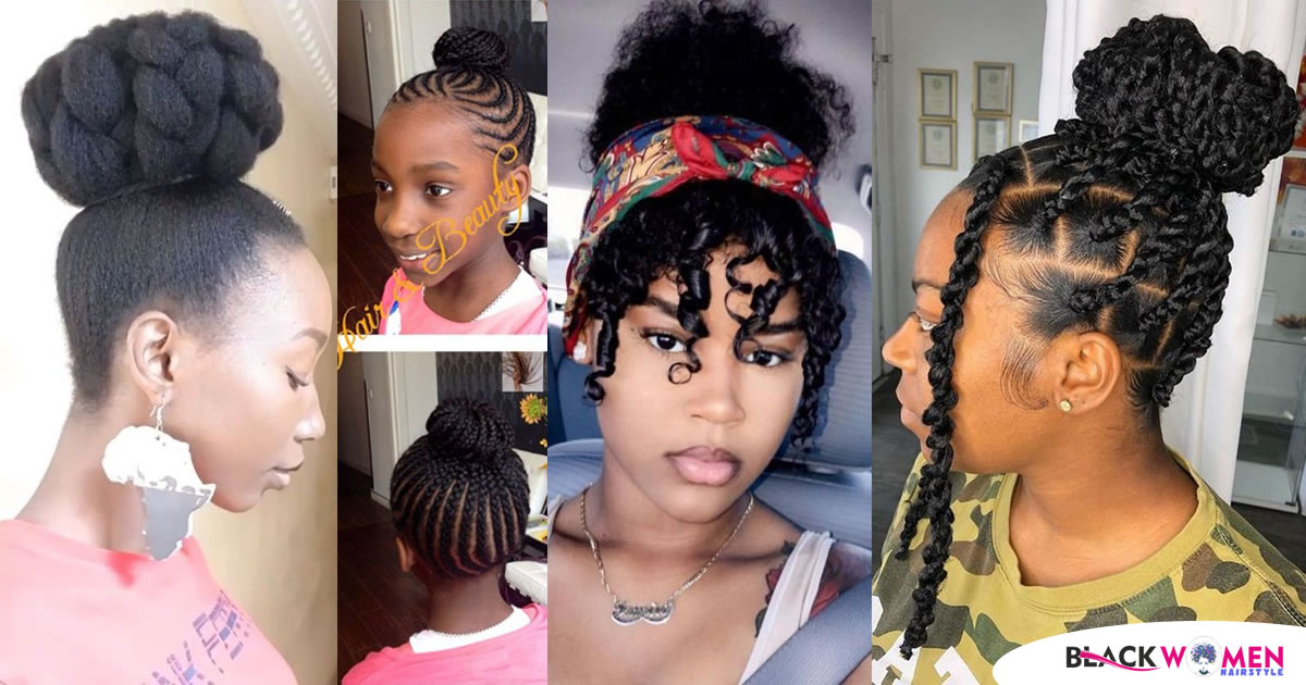 With These Hairstyles, You Will Add A New Dimension To School Hairstyle