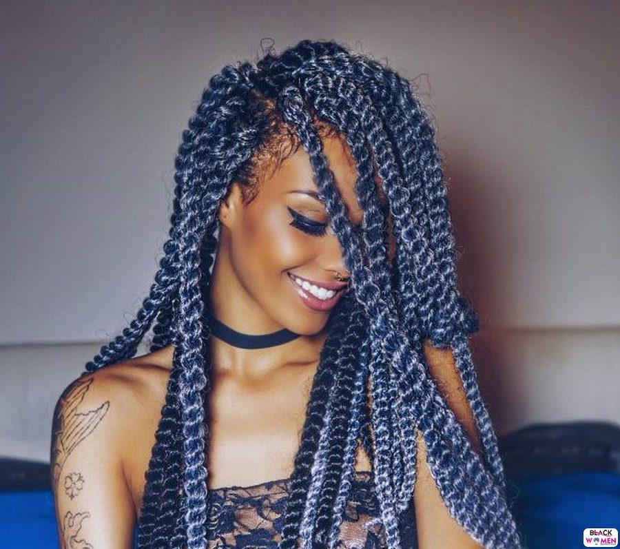 Yarn braids