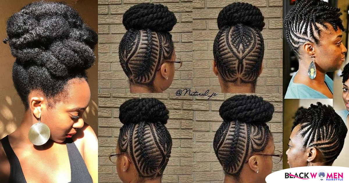 You Will Meet The Coolest Model Of Braid Hairstyle