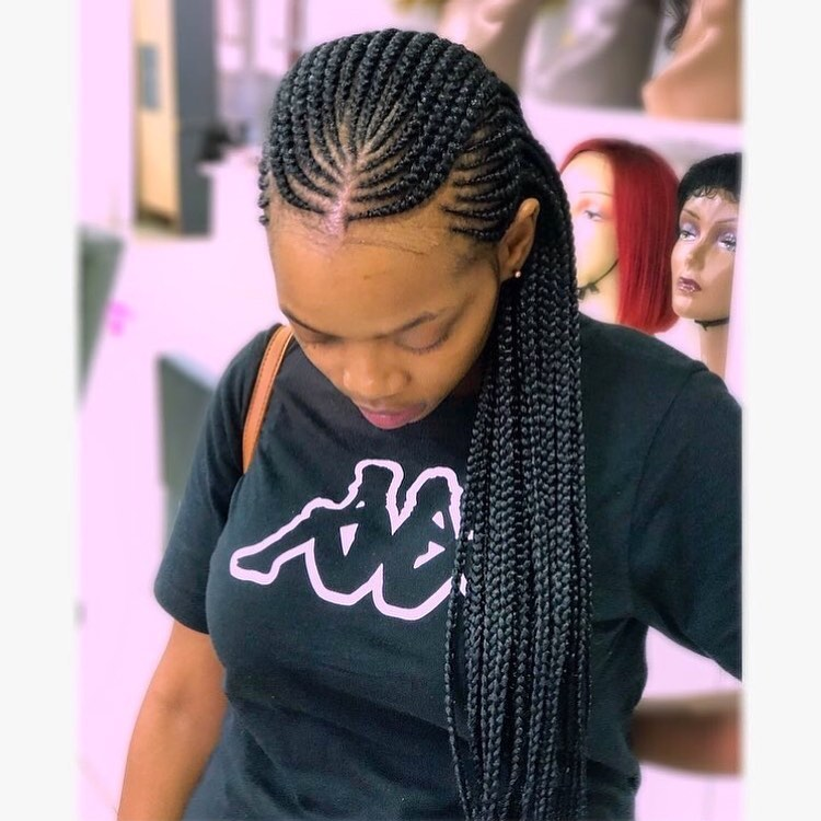 feed in braids hairstyles 2019 5