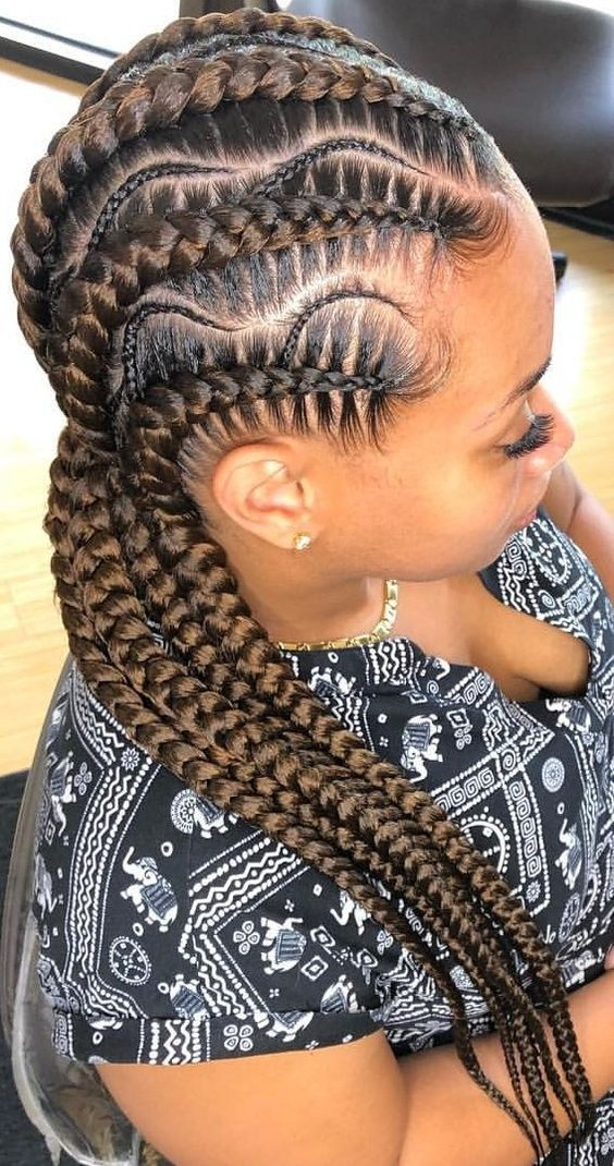 love this braid pattern