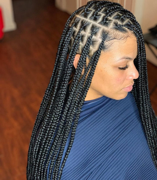 woman with long box braids 1 1 665x760 1