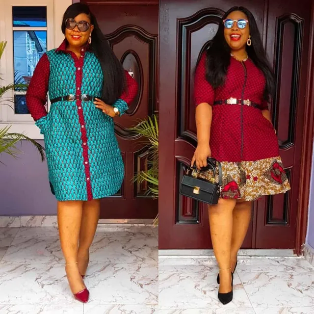 13 PHOTOS Classy Ankara Styles For Women Unique African Dress Inspirations 11 1024x1024 1