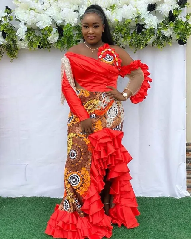 13 PHOTOS Classy Ankara Styles For Women Unique African Dress Inspirations 12 820x1024 1