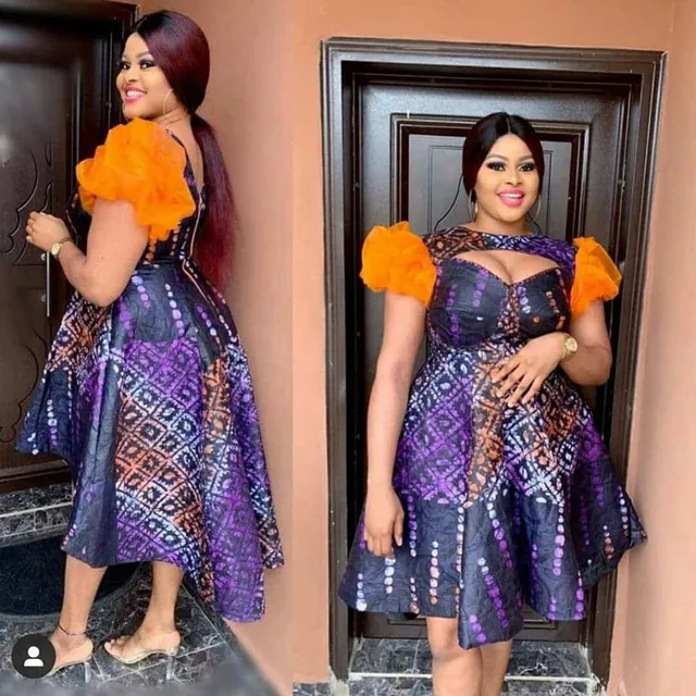13 PHOTOS Classy Ankara Styles For Women Unique African Dress Inspirations 2 1024x1024 1
