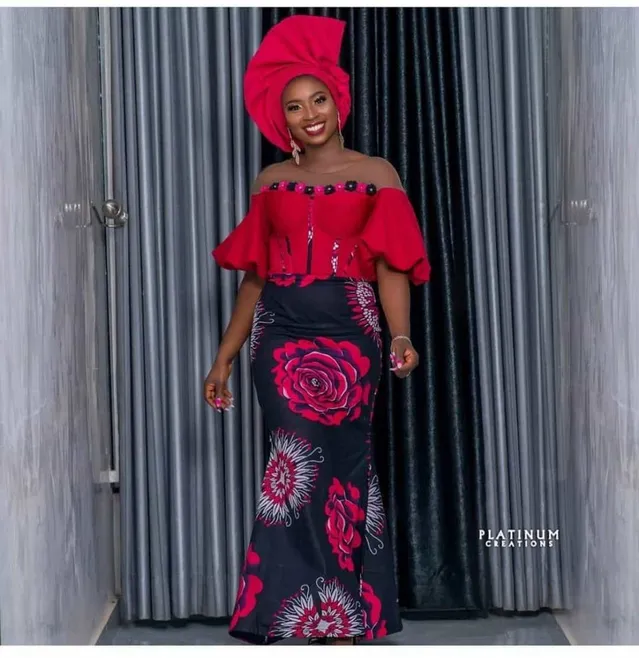 13 PHOTOS Classy Ankara Styles For Women Unique African Dress Inspirations 6 995x1024 1