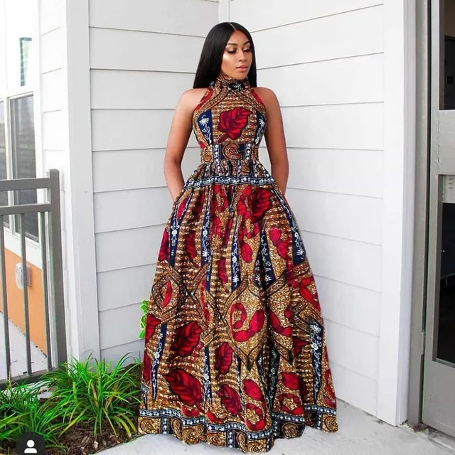 13 PHOTOS Classy Ankara Styles For Women Unique African Dress Inspirations 7 1024x1024 1