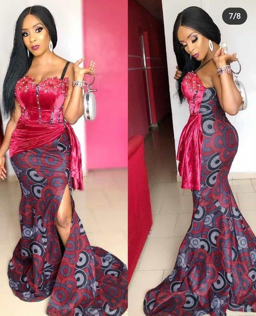 26 PHOTOS Latest African Fashion Elegant Ankara Styles For Church 8 830x1024 1