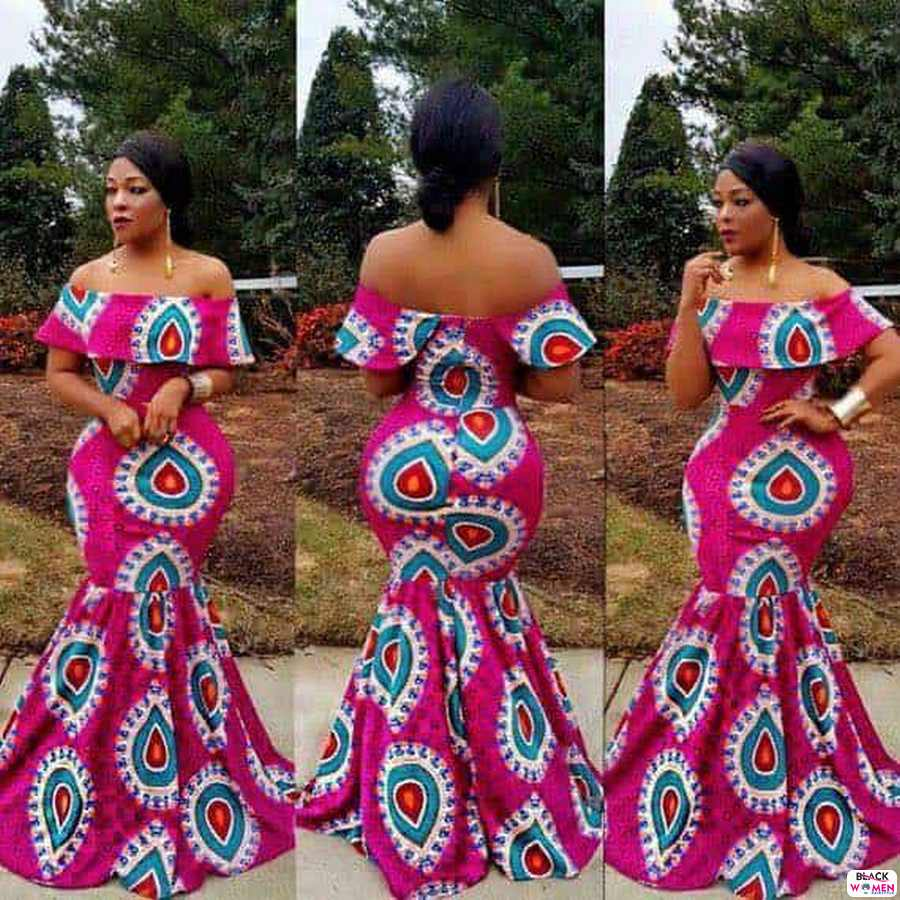 30 PICTURES Attractive African Fashion Designers Ankara Styles For Women 1