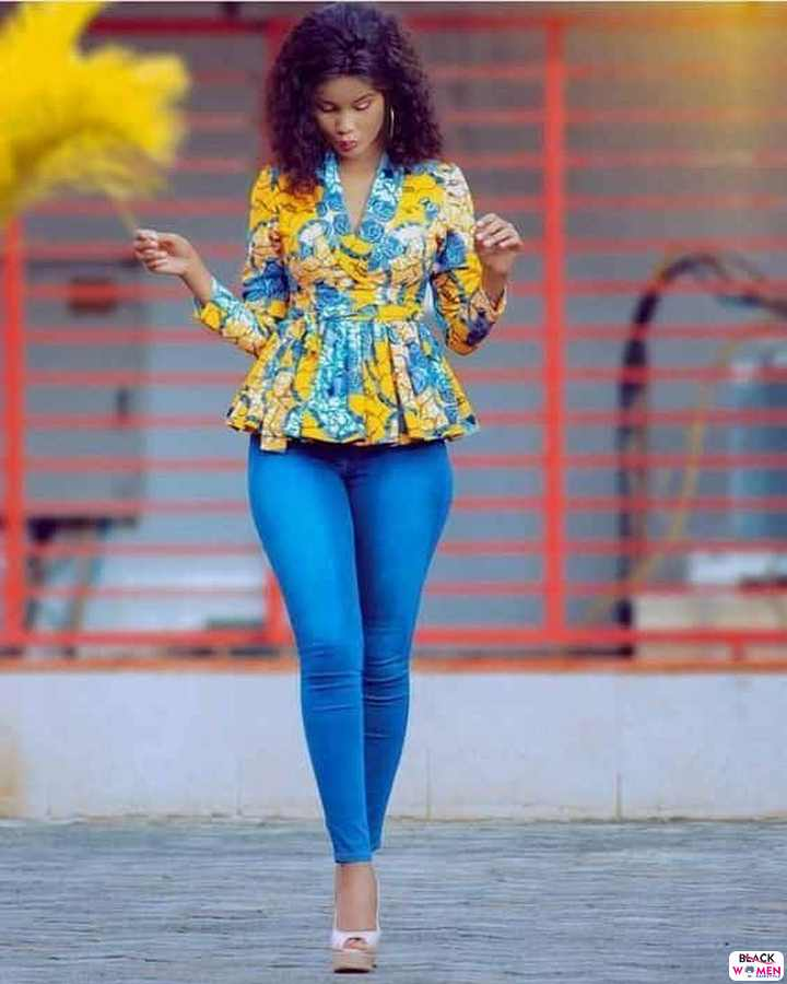 30 PICTURES Attractive African Fashion Designers Ankara Styles For Women 10