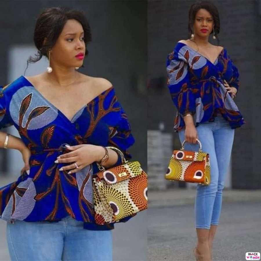 30 PICTURES Attractive African Fashion Designers Ankara Styles For Women 13