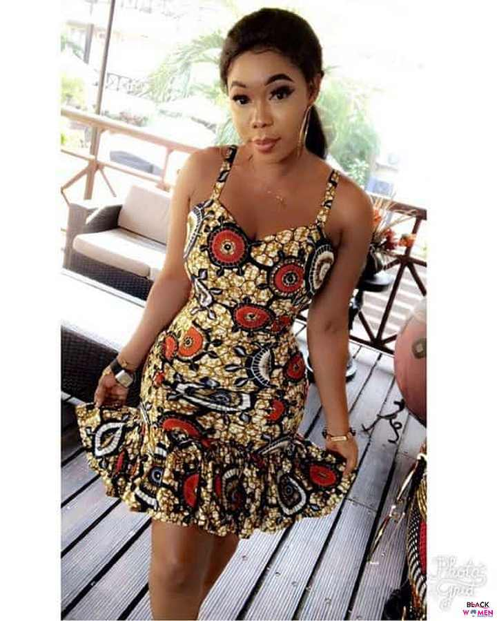 30 PICTURES Attractive African Fashion Designers Ankara Styles For Women 14