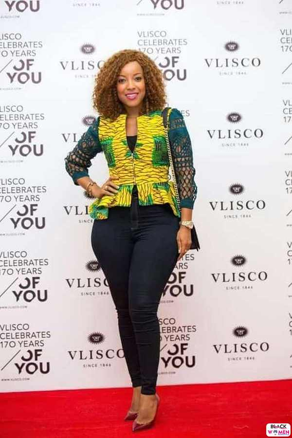 30 PICTURES Attractive African Fashion Designers Ankara Styles For Women 15