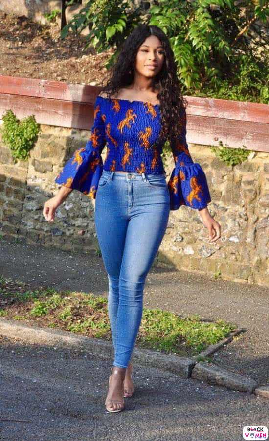 30 PICTURES Attractive African Fashion Designers Ankara Styles For Women 16