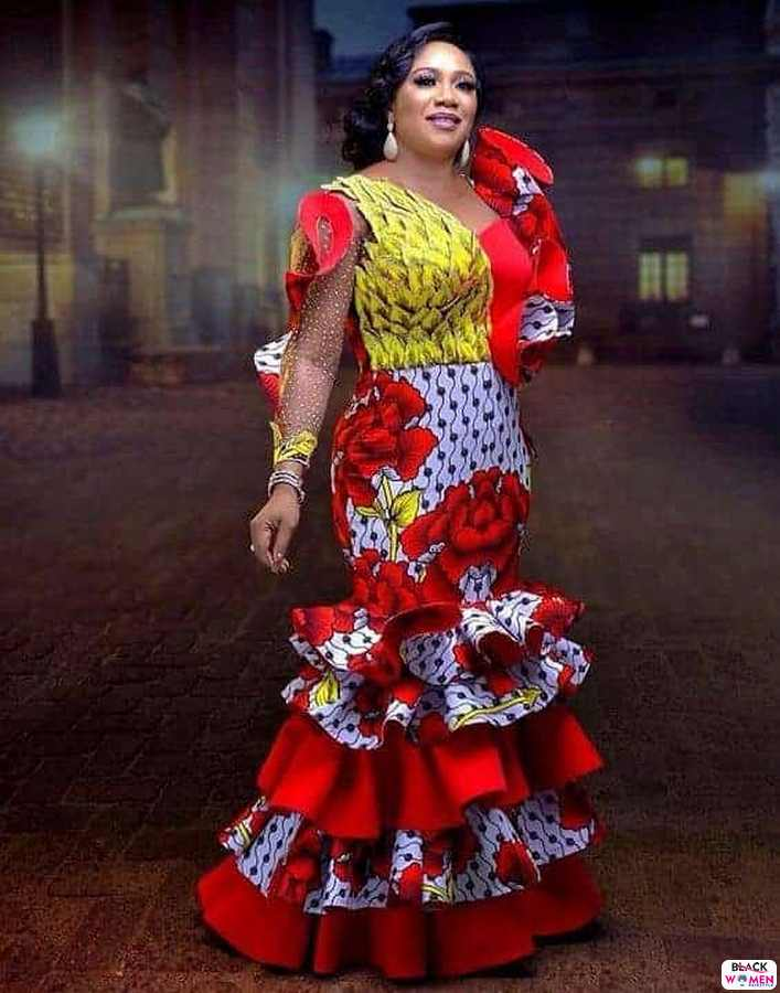 30 PICTURES Attractive African Fashion Designers Ankara Styles For Women 18