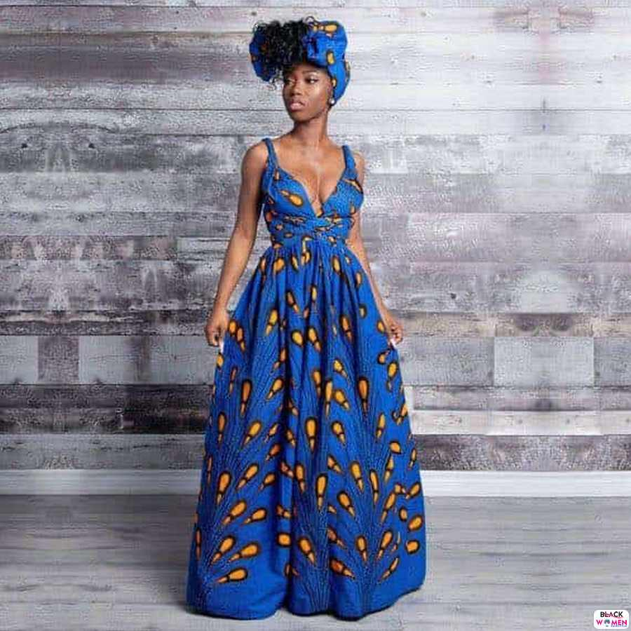 30 PICTURES Attractive African Fashion Designers Ankara Styles For Women 19