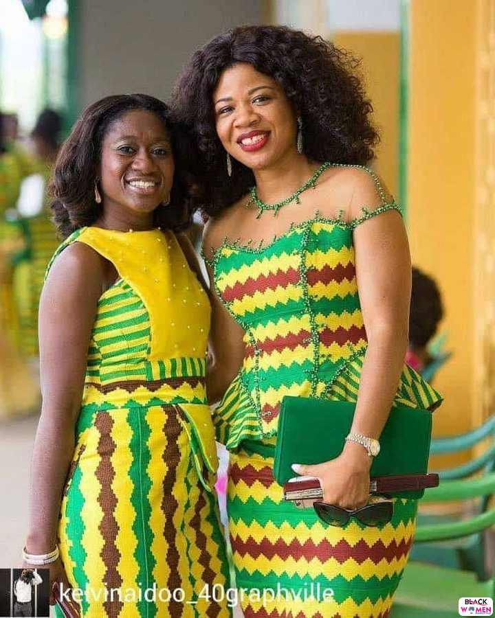30 PICTURES Attractive African Fashion Designers Ankara Styles For Women 2