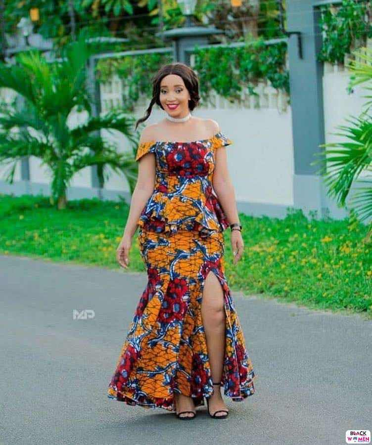30 PICTURES Attractive African Fashion Designers Ankara Styles For Women 20