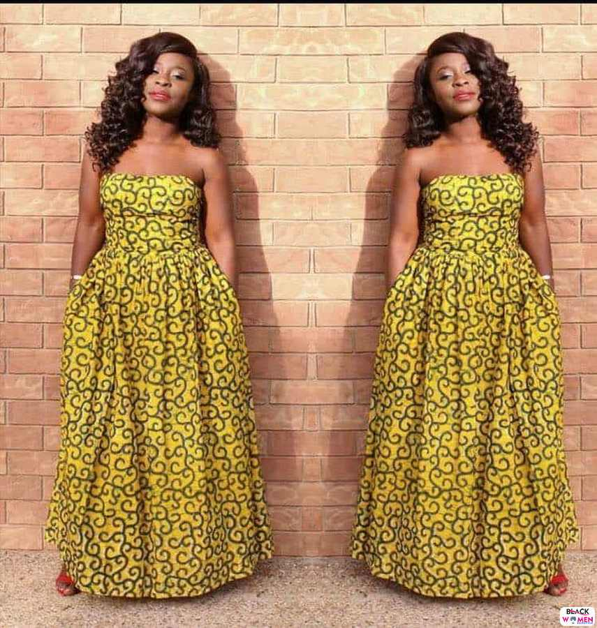 30 PICTURES Attractive African Fashion Designers Ankara Styles For Women 22
